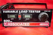 Variable Load Tester 0-600 AMP ASO-6039 6039 Associated equipment Battery test